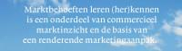 Marktbehoeften